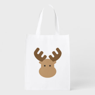 Moose Reusable Bag