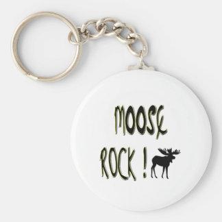 Moose Rock! Keychain