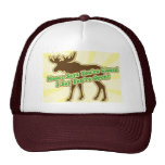 Moose Says You Are Closed! Cap