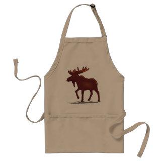 Moose Shirts and Gifts 129 Aprons
