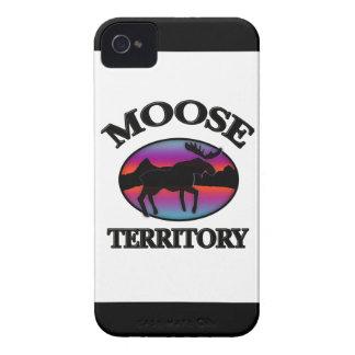 Moose Territory Phone Case iPhone 4 Cases