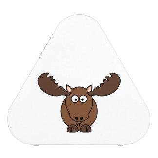 Moose with Big Antlers Bluetooth Speaker