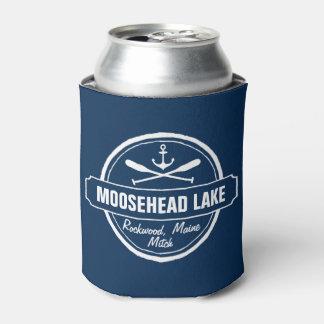 Moosehead Lake Maine anchor custom town and name