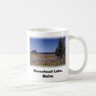 Moosehead Lake, Maine Coffee Mug