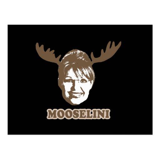 Mooselini Post Card