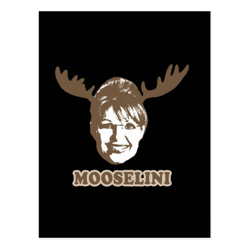 Mooselini Post Cards