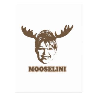 Mooselini Postcards
