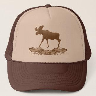 moosemaine trucker hat
