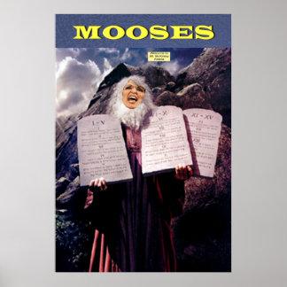 MOOSES - Print