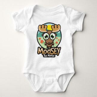 moosey spring baby bodysuit