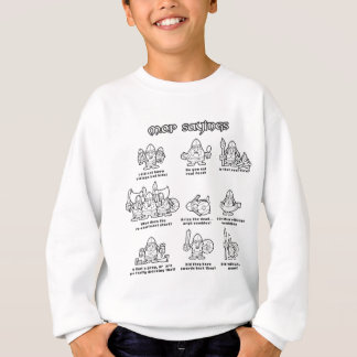MOP Sayings Sweatshirt