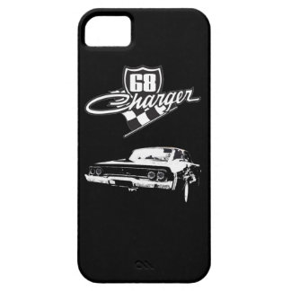 Mopar - 1968 Dodge Charger Barely There iPhone 5 Case