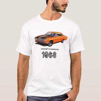 Mopar - 1968 Plymouth Road Runner - Satellite T-Shirt