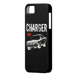 Mopar - 1969 Dodge Charger Iphone iPhone 5 Cover