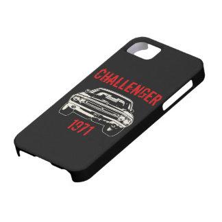 Mopar - 1971 Dodge Challenger iPhone 5 Cases