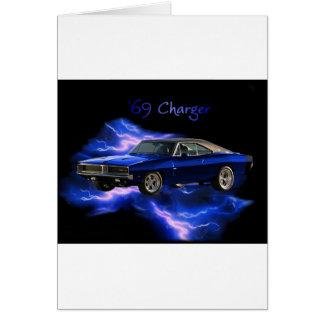 Mopar:  '69 Dodge Charger Card