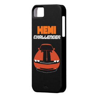 Mopar - Dodge Challenger Case For The iPhone 5