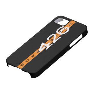 Mopar - Max Wedge 426 super stick iPhone 5 Case