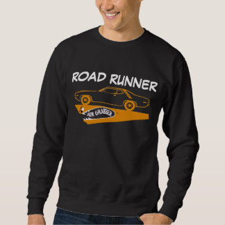 Mopar - Plymouth Road Runner - air Grabber Sweatshirt