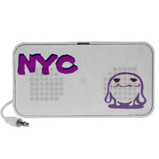 Mopey The NY Monster iPhone Speaker