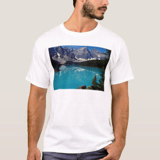 Moraine Lake, Alberta, Canada T-Shirt