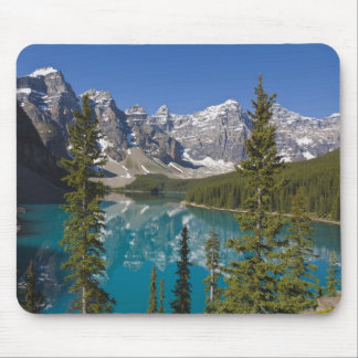 Moraine Lake, Canadian Rockies, Alberta, Canada 2 Mouse Mat
