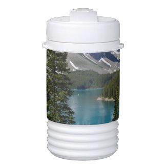 Moraine Lake, Canadian Rockies, Alberta, Canada Cooler