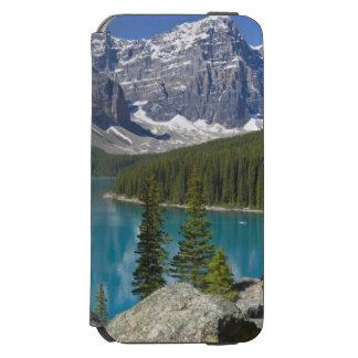 Moraine Lake, Canadian Rockies, Alberta, Canada Incipio Watson™ iPhone 6 Wallet Case