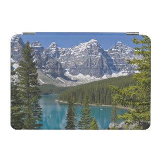 Moraine Lake, Canadian Rockies, Alberta, Canada iPad Mini Cover