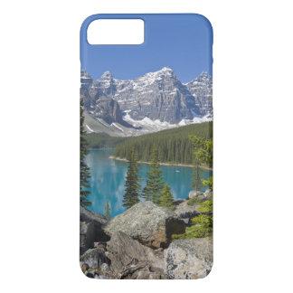 Moraine Lake, Canadian Rockies, Alberta, Canada iPhone 8 Plus/7 Plus Case
