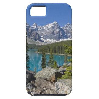 Moraine Lake, Canadian Rockies, Alberta, Canada Tough iPhone 5 Case