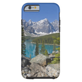 Moraine Lake, Canadian Rockies, Alberta, Canada Tough iPhone 6 Case