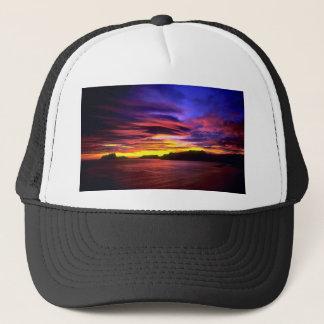 Moraira Harbor, Costa Blanca, Spain Trucker Hat