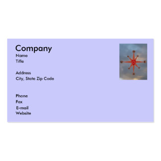 Moral Compass Double-Sided Standard Business Cards (Pack Of 100)