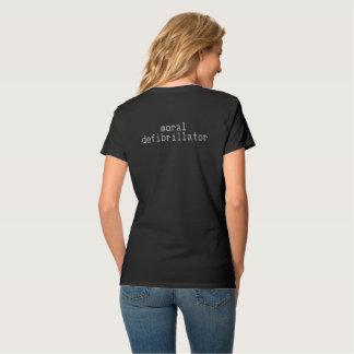Moral Defibrillator Tee Shirt