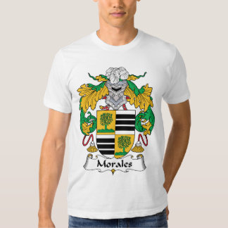 Morales Family Crest Shirt