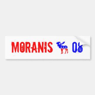 Moranis '08 Bumper Sticker