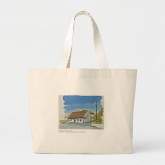 Moran's on the Weir Large Tote Bag