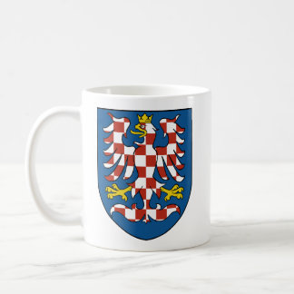 Moravia, Czech Coffee Mug