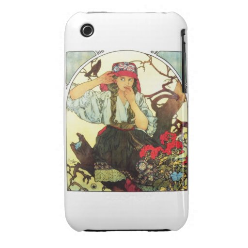 Moravian Teachers Club vintage iphone 3G case iPhone 3 Cover