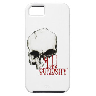 Morbid Curiosity Official Logo Merch iPhone 5 Covers