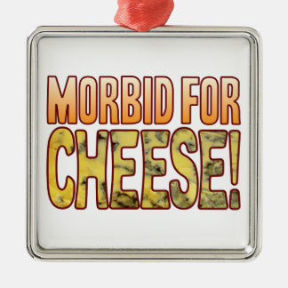 Morbid For Blue Cheese Christmas Ornament