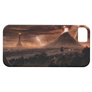 Mordor Lightning Storm iPhone 5 Case