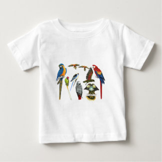 more and more Parrots for all your gifts Baby T-Shirt