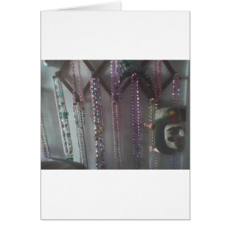 more beads on the wall thats all greeting card