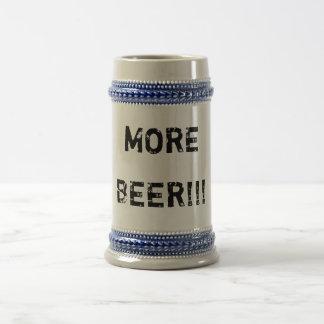 MORE BEER MUG