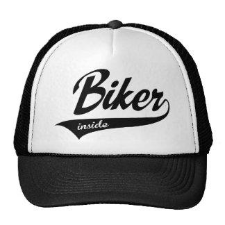 more biker cap
