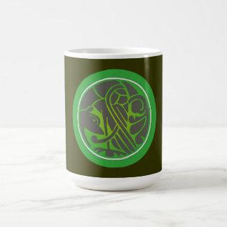 more Celtic seize celtic gryphon Coffee Mug