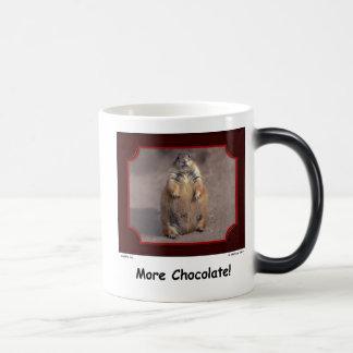 """More Chocolate!"" Squirrel Mug"
