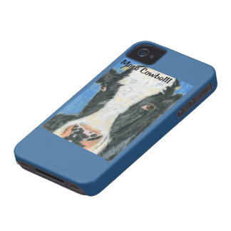 More Cowbell!! iPhone 4 Cases